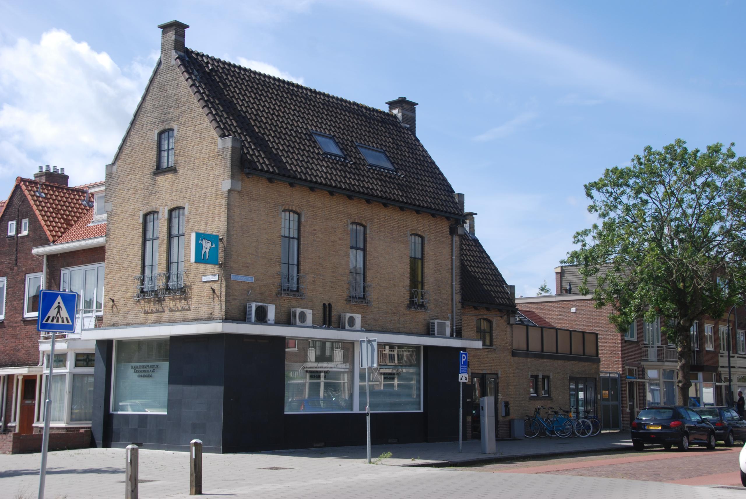 locatie Marnixstraat