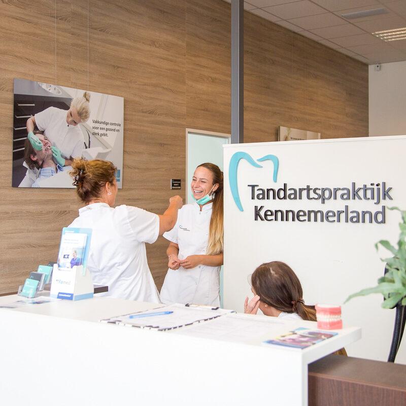 tandartspraktijk-kennemerland-tandarts-haarlem-receptie